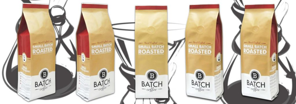 Small Batch Roasted Coffee